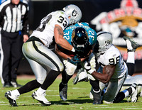 Raiders vs Jaguars 12/12/10