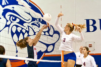 Bolles Middle School Volleyball 2010